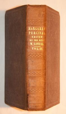 Book, 'Margaret Percival'; Elizabeth Sewell (1815-1906); 1847; XEC.2611.2