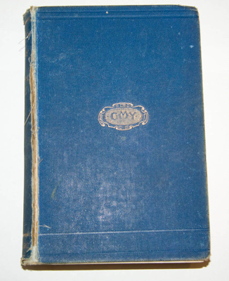 Book, 'Unknown to History: A Story of the Captivity of Mary of Scotland'; Charlotte Yonge (1823-1901); 1898; XEC.3268