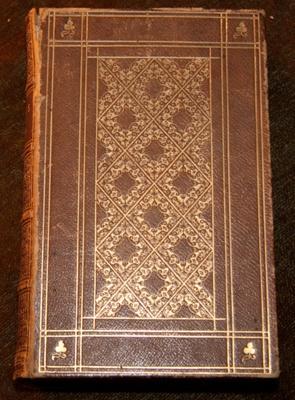 Book, 'The Poetical Works of William Cowper Esq. and Memoir of the Author'; William Cowper (1731-1800); XEC.3224