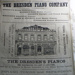 The Dresden Piano Company Poster; 2
