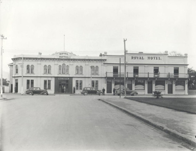 The Waimate Royal Hotel was built in 1876 and addi...