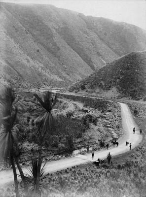 Waimate Gorge, 15 August 1895