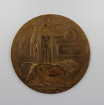 Albert David Smith Collection - Dead Man's Penny; 1919; 2006-130-005