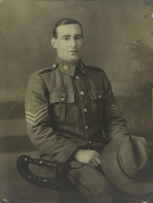 Alexander John Bennington (6/413); Unknown; 1914-1915; P3535