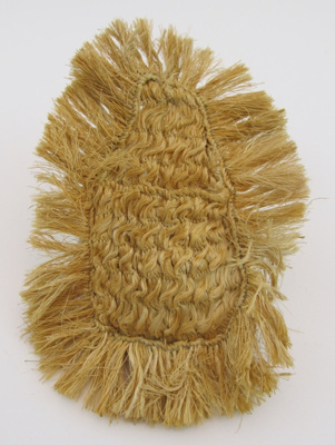 Kete, with 1 pocket; unknown; 2011-013-0003
