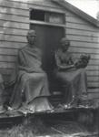 Maori statues, Unknown, c1900-1910, 014-2002-1026-01821