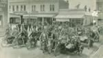Waimate Motor Cycle Club, Clarke, C.E   Waimate New Zealand, c1921-1922, 008-2002-1026-01645