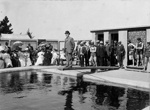 Opening of swimming baths, Unknown, 1908, 003-2002-1026-00329