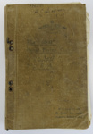 Bennington, Spencer Charles: School of Aeronautics Notes.; c1918; 2004-096-00001