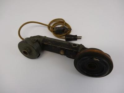 German Army Field Telephone Handset, WWI; 1914-1918; 1900-862-001