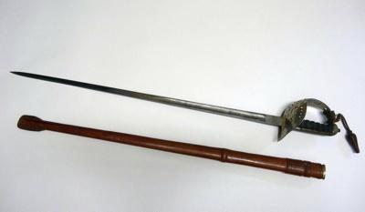 Albert David Smith Collection - Sword; 1916; 2006-130-001