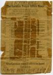 Cooling, George William Andrew: Armistice Flyer-