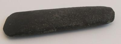 Black Stone Toki (Adze); Unknown; New Zealand; 070-2006-024-0001