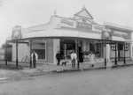 R.H White's paint and decorator shop, Clarke, W.J   Oamaru New Zealand, Unknown, 002-2002-1026-00262