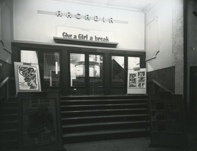 Arcadia Picture Theatre, Waimate; Clarke, C.E   Waimate New Zealand; 1954; P816