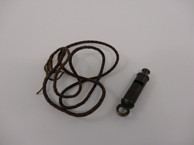 Martin Collection: Whistle ; 2014-2018; 2014-049-028