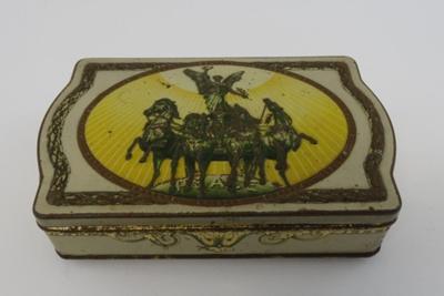 Cadbury's Peace Gift Box Base of box reads: The ...