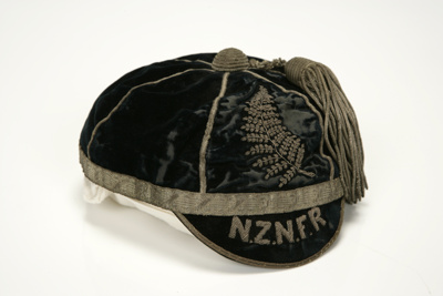 1888 Native Team Representative Cap; Unknown; 1880s; 92/619/1