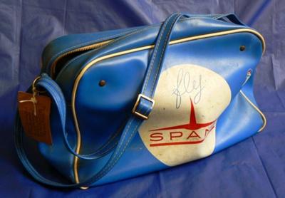 Airline Cabin Bag - Blue; 6