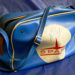 Airline Cabin Bag - Blue; 6