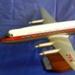 New Zealand National Airways Corporation - NAC Model Aircraft ZK-BRD; 5