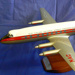 New Zealand National Airways Corporation - NAC Model Aircraft ZK-BRD; 5
