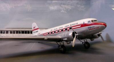 DC3 model