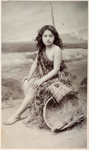 Maori girl; Unknown; 1980-1915; O.019230