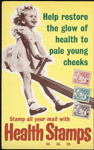 'Help restore the glow of health to pale young cheeks' ; Whitcombe & Tombs Limited; 1956; GH009902