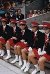 New Zealand Recreation: Marching Girls ; Brake, Brian; 1960s - 1980s; CT.031892