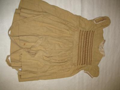 Dress, child's ; Unknown; circa 1930s; GH016440