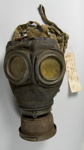 Gas mask (Lederschutzmasken) ; Unknown; GH024147