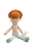Rag doll, 'Jemima' ; Aitken, Robin; GH015567
