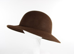 Girls' school hat; Treister & Company; 1980s; GH016841