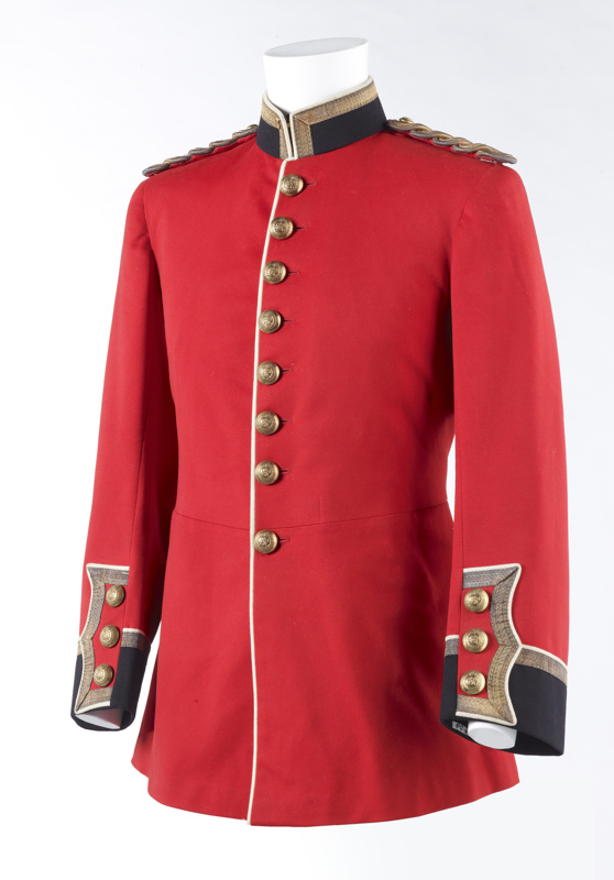 New Zealand Army uniform - tunic (full dress) ; Jones & Co
