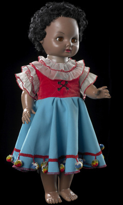 Doll, 'Manu' ; Unknown; early 1970s; GH014509