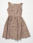 Girl's dress ; O'Brien, Maureen; c1950s; GH017174