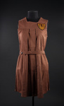 Girl's school gym frock; Unknown; 1940s; GH016865