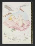 Baby Card; Dawson Printing Company Limited; 1952; GH013286