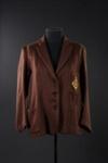 Girl's school blazer ; Wellington Woollen Manufacturing Company; 1950s; GH016882
