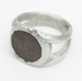Finger ring made from a French coin ; Unknown; 1914-1919; GH021526