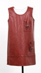 Girl's dress ; Seejay; c1970; PC003467