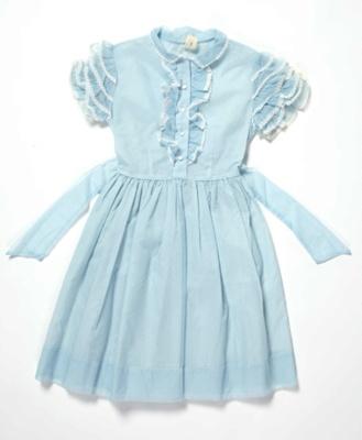 Dress, child's ; International Ladies Garment Workers Union; circa 1950s; GH017170