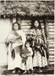 Moriori women, Chatham Islands; Muir & Moodie; 01.06.1905; MU000522/001/0128