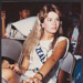 Lorraine Downes, Miss New Zealand 1983 at the Miss Universe 1983 pageant; Unknown; Circa 1983