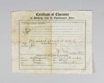 Certificate of Discharge ; First New Zealand Expeditionary Force; 1918; GH023332