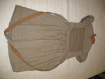 Girl's dress ; Unknown; c1930s; GH016442