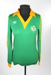 Girl's soccer jersey; Adidas AG Canterbury of New Zealand Ltd; c1980s; GH016824