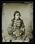 Maori girl,