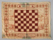Draughts board; Unknown; 1915; GH002573